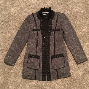 White House Black Market jacket size 8
